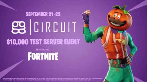 Fortnite PC Duos Event