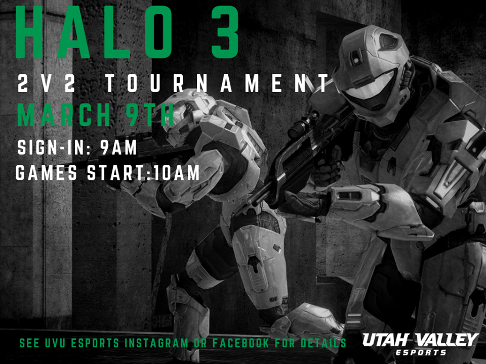Halo 3 2v2 Tournament